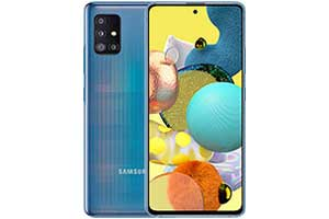 Samsung A51 PC Suite Software, Drivers & User Manual Download