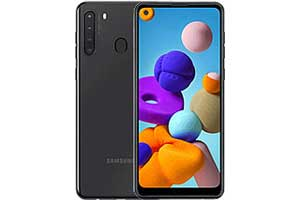 Samsung A21 ADB Driver, PC Software & Owners Manual Download